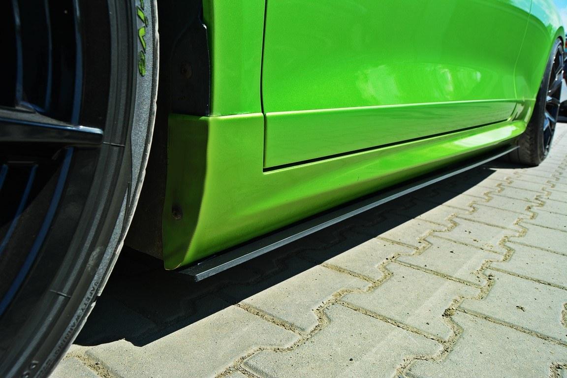Dokładki Progów Racing VW Scirocco 3 R - GRUBYGARAGE - Sklep Tuningowy